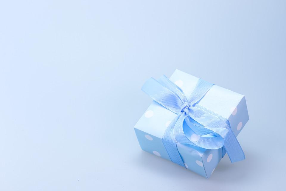 Receba presentes grátis em casa no dia do seu aniversário