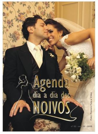 Receba grátis em casa: Revista dos Noivos