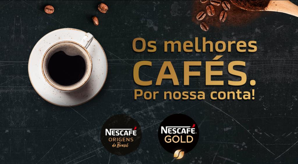 Experimente Grátis Produtos Nescafé