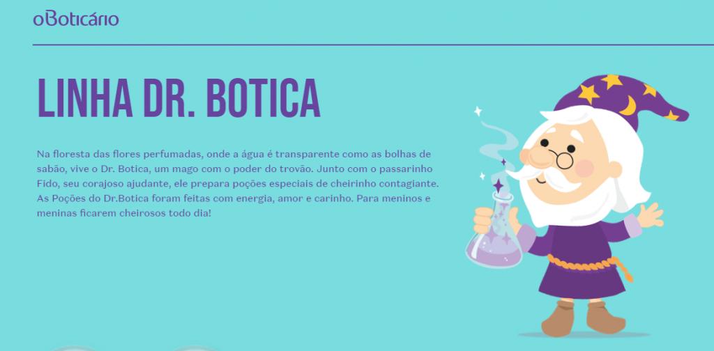 Brinde O Boticário: Creme de pentear para crianças