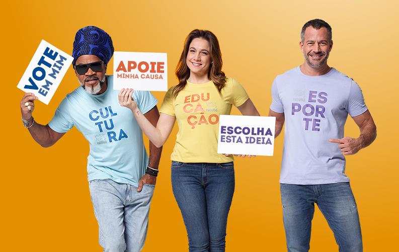 Promoção Nestlé: ajude causas sociais e ganhe R$ 1 milhão