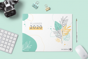 Brinde grátis: Planner Agenda 2020